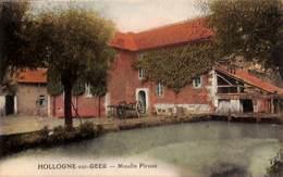 Hollogne Sur Geer - Moulin Pirson (colorisée, Phototypie Desaix) - Geer