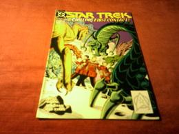 STAR TREK  THE NEXT GENERATION  °  No 52 SEP - DC
