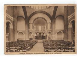 Edegem  Binnenzicht Der Parochiale Kerk V OLV Van Lourdes - Edegem