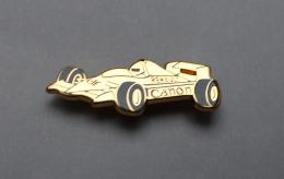 Canon  Formule 1 Renault/Elf - Marcas Registradas
