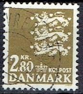 DENMARK  #  FROM 1975 STAMPWORLD 591 - Dänemark