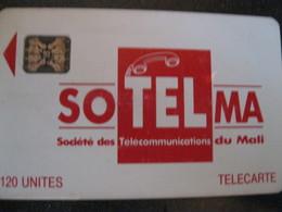 Télécarte Du Mali - Mali