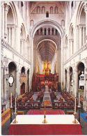 Postcard - Norwich Cathedral - Facing West From High Altar - Card No. 3NF96 - VG - Cartes Postales