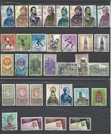España. Lote De 10 Series De Los Años 1960. - Sellos