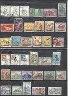 España. Lote De 8 Series De Los Años 1960. - Sellos