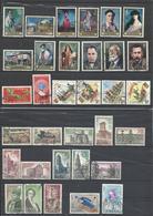 España. Lote De 8 Series De Los Años 1970. - Sellos