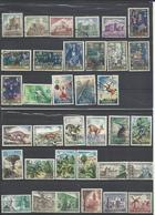 España. Lote De 7 Series De Los Años 1970. - Sellos