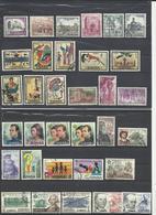 España. Lote De 14 Series De Los Años 1970. - Sellos