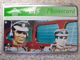 NEW BT PHONE CARD STINCRAY UNUSED - BT Edición General