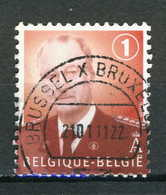 COB 3695 Obl Brussel (B4604) - Used Stamps