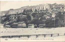 332. SAINTE-ADRESSE . LE NICE-HAVRAIS ET LES VILLAS DE LA PLAGE . CARTE NON ECRITE - Sainte Adresse
