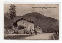 VALLE VERMENAGNA (CUNEO) LIMONE-BRAGARD VIAGGIATA VEDI++++ - Cuneo