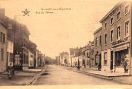 Hermalle-sous-Argenteau - Rue Du Perron (fontaine, Froidmont Crenier Alimentation Centrale) - Oupeye