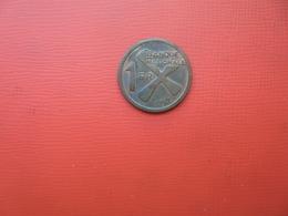KATANGA 1 FRANC 1961 - Katanga