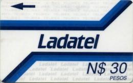MEXICO MX-M-03B-LADATEL AZUL - Mexico