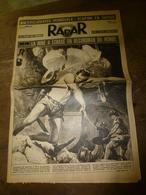 1949 RADAR: Catastrophe à La Mine De Wittenheim ;Stockholm; Monaco;Monte-Gurugu; Sous-marin Andromède à Nantes;etc - Zeitungen