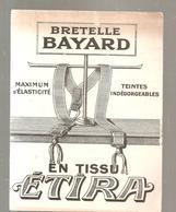 Buvard Bretelle Bayard En Tissu ETIRA - Textile & Clothing