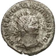 Monnaie, Valérien I, Antoninien, 260, Samosata, TB, Billon, RIC:294 - 5. L'Anarchie Militaire (235 à 284)