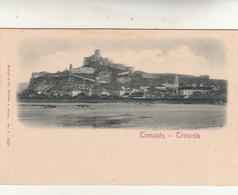 Trencsin, Slovacchia. Cartolina Postale Con Immagile A Rilievo. Inizio 900 Non Viaggiata. Perfetta - Slovacchia
