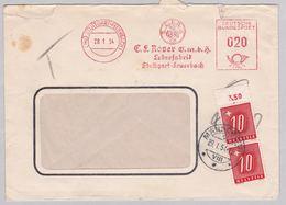 Brief Aus Deutschland (br5278) - Taxe