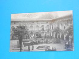 33 ) Libourne ; N° 1157 - Jet D'eau De L'hopital Transformé En Casernement Pour Le 139 ém Territorial 1914/18 EDIT Garde - Libourne