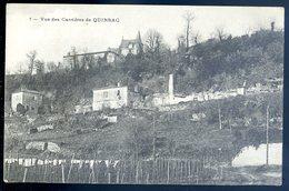 Cpa Du 33   Vue Des Carrières De Quinsac    Aout18-11 - Andere Gemeenten