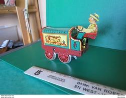 Gm S - Vieux Jouets En Fer - LOCOMOTIEVE - Toy Memorabilia