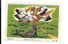 BA83 - IMAGE CHOCOLAT CANTALOUP CATALA - AVIRON - FORMAT 8.5 X 6 CM - Aviron