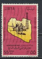 °°° LIBIA LIBYA - YT 317 - 1968 °°° - Libye