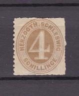 Schleswig-Holstein - 1865/67 - Michel Nr. 17 - Schleswig-Holstein