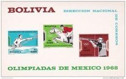 Bolivia Hb Michel 26 Y 27 - Bolivia