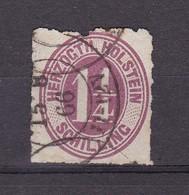 Schleswig-Holstein - 1865/66 - Michel Nr. 22 - Schleswig-Holstein