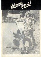 LIBERONS L ECOLE !  -  1972  -  N° 1  -  39 PAGES - Livres, BD, Revues