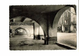 26  CP  BUIS Les BARONNIES  Les Arcades  1164 - Buis-les-Baronnies
