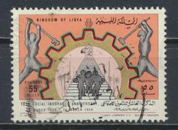 °°° LIBIA LIBYA - YT 347 - 1969 °°° - Libye
