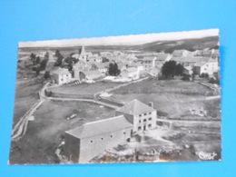 """48 ) Chateauneuf-de-randon  Carte Photo  N° 278-41 A : Vue Générale """" La Colonie Des Eaux Vives  An 1963 : EDIT  Combier - Chateauneuf De Randon"""