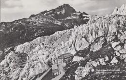 Suisse - Rhonegletscher Mit Hotel Belvédère - Furkastrasse - Glacier - VS Valais
