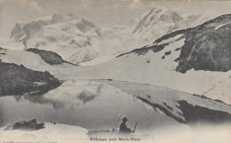 Suisse - Riffelsee  Und Mont-Rose - Alpinisme - 1932 - VS Valais