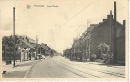 JEMAPPES : Grand'Route - RARE VARIANTE - Cachet De La Poste 1946 - Mons
