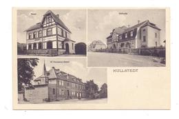0-5605 KÜLLSTEDT / Eichsfeld, Post, Schule, St.Vincenz-Haus - Heiligenstadt