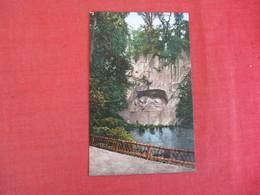 Luzern  Lion Monument  Switzerland > LU Lucerne-  Ref 3069 - LU Lucerne