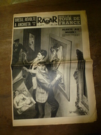 1952 RADAR: Anchiéta (Brésil);Corée Du Nord;Miss Univers;Mussolini;Bartali;Yma Sumac;Viet-Nam (Indochine); Etc - Zeitungen