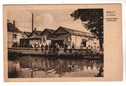 +  1289 , Feldpost, WK I, Boult Bei Reims - Guerre 1914-18