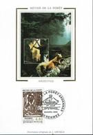 Frankreich France 1995 - Forstarbeit In Den Ardennen - MiNr 3086 MK - Umweltschutz Und Klima