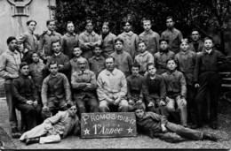 13323  Isére  - ECOLE  TECHNIQUE  PROMOS 1913 - 17  1ére Année -  Datée 5.6.1915 à Situer - Cachet MICHEL Photo.Grenoble - Otros Municipios