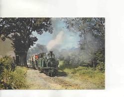 Postcard - The Festiniog Railway - Runs From Portmadoc & Blaenau  - Unused Very Good - Zonder Classificatie