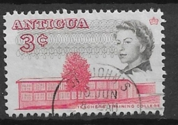 ANTIGUA   -  1966 Views Of Antigua U - Antigua & Barbuda (...-1981)