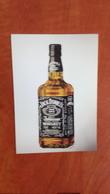 Jack Daniel Carte Postale - Advertising