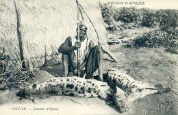 Missions D'Afrique- Religion - Chasseur D'hyènes - Sudan