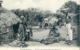 Missions D'Afrique- Ouganda/Uganda-  Kisubi- Malades Du Sommeil - Uganda